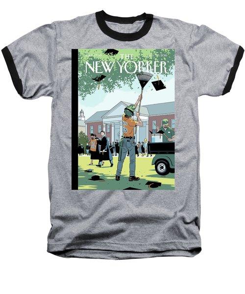 Commencement Baseball T-Shirt