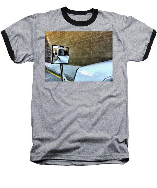 Commercial Truck Baseball T-Shirt