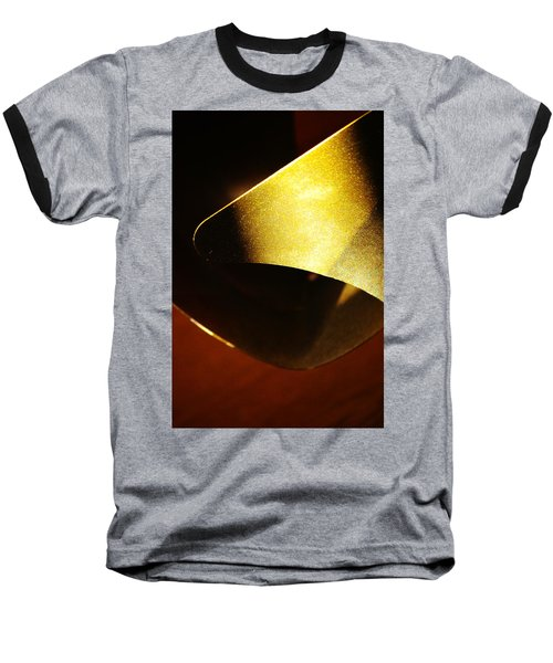 Composition In Gold Baseball T-Shirt