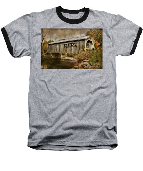 Comstock Bridge 2012 Baseball T-Shirt
