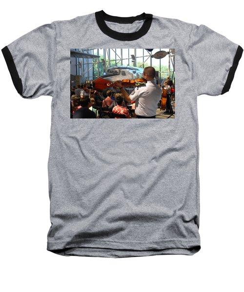 Concert Under The Planes Baseball T-Shirt