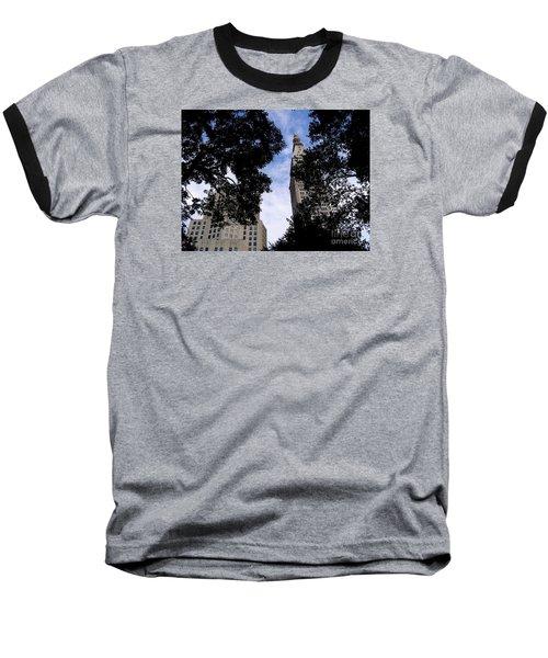 Concrete Jungle Baseball T-Shirt
