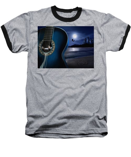 Condemned To Dream Baseball T-Shirt