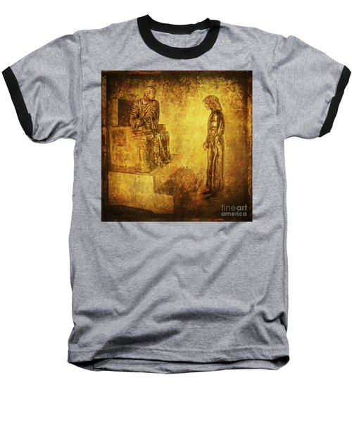 Condemned Via Dolorosa1 Baseball T-Shirt