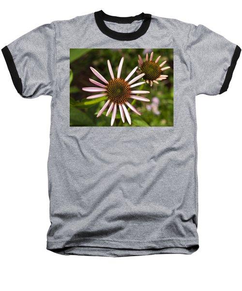 Cone Flower - 1 Baseball T-Shirt