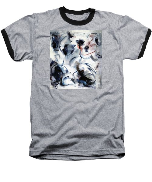 Confutatis Baseball T-Shirt