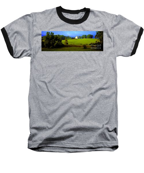 Conley Road Farm Spring Time Baseball T-Shirt