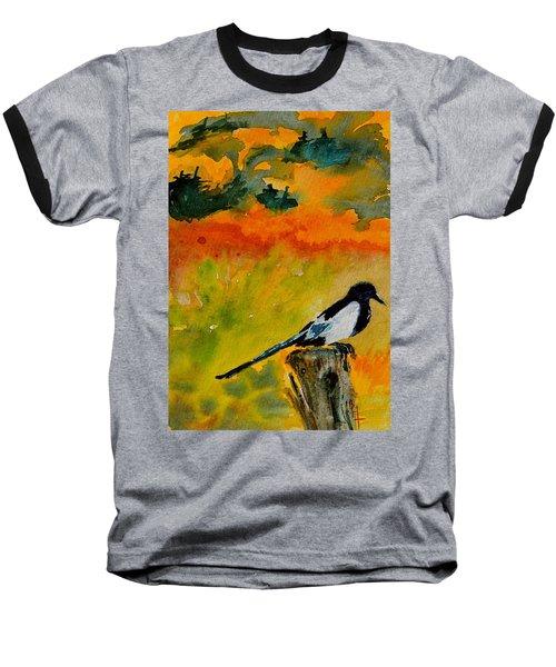 Consider Baseball T-Shirt by Beverley Harper Tinsley