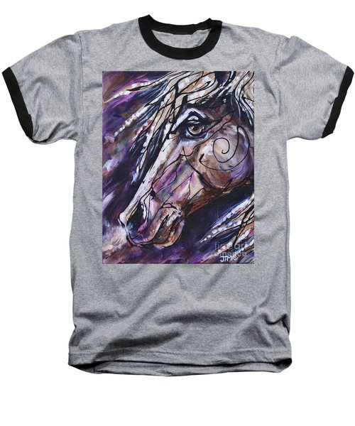 Contemplation Baseball T-Shirt