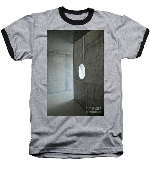 Contemporary Architecture Detail Baseball T-Shirt