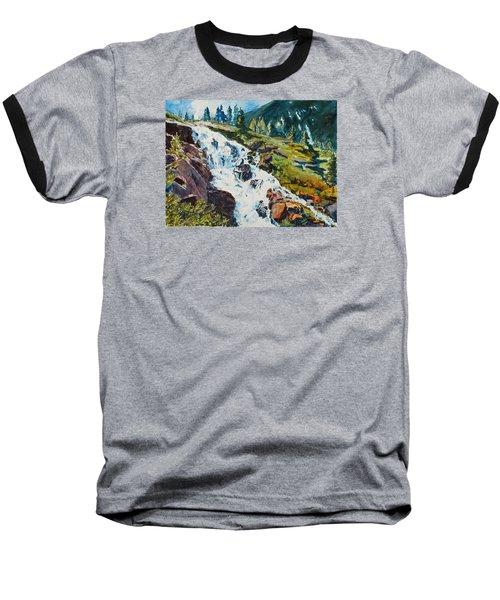 Continental Falls Baseball T-Shirt