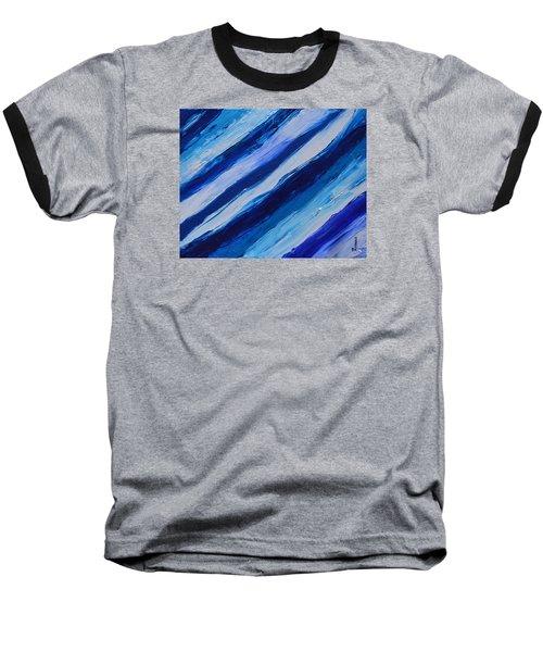 Cool Azul Baseball T-Shirt