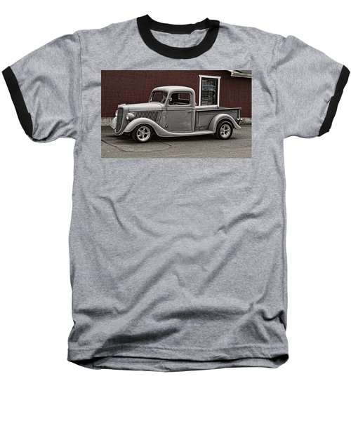 Cool Little Ford Pick Up Baseball T-Shirt
