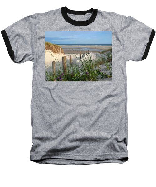 Cool Of Morning Baseball T-Shirt by Dianne Cowen