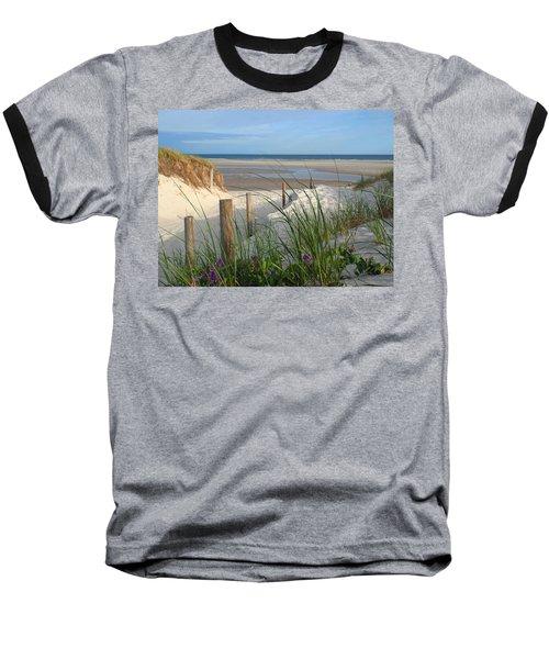 Cool Of Morning Baseball T-Shirt