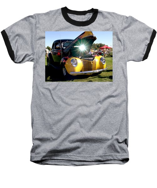 Cool Ride Baseball T-Shirt