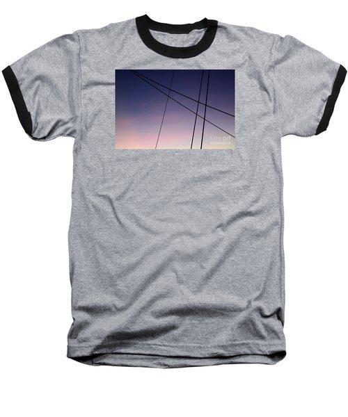 Cool Running Baseball T-Shirt