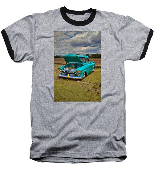 Cool Truck Baseball T-Shirt