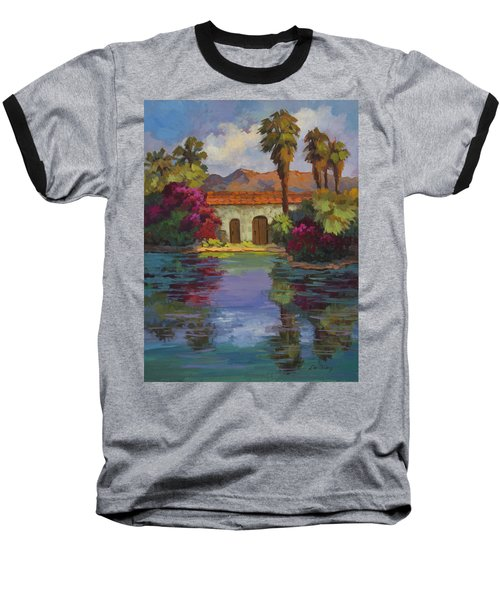 Cool Waters 2 Baseball T-Shirt by Diane McClary