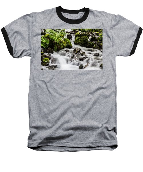 Baseball T-Shirt featuring the photograph Cool Waters by Suzanne Luft