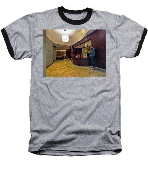 Cooper Lobby Baseball T-Shirt