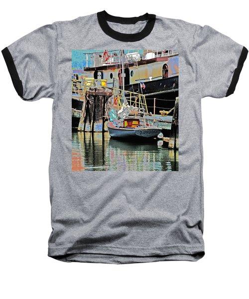 Coos Bay Harbor Baseball T-Shirt