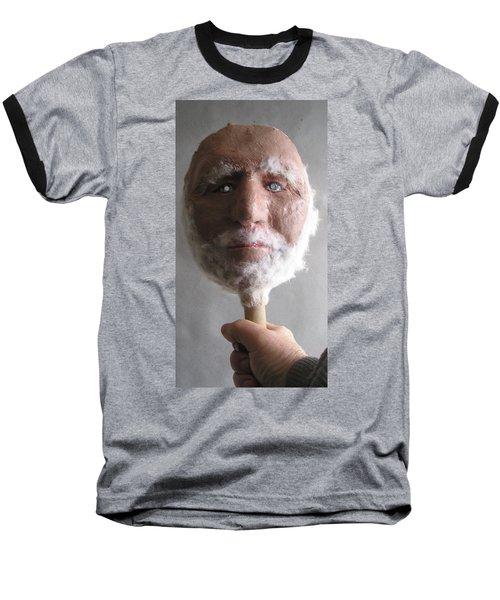 Coot On A Stick Baseball T-Shirt