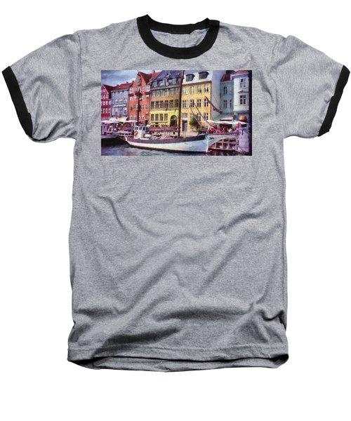 Copenhagen Baseball T-Shirt