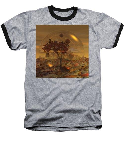 Copper Terrarium Baseball T-Shirt