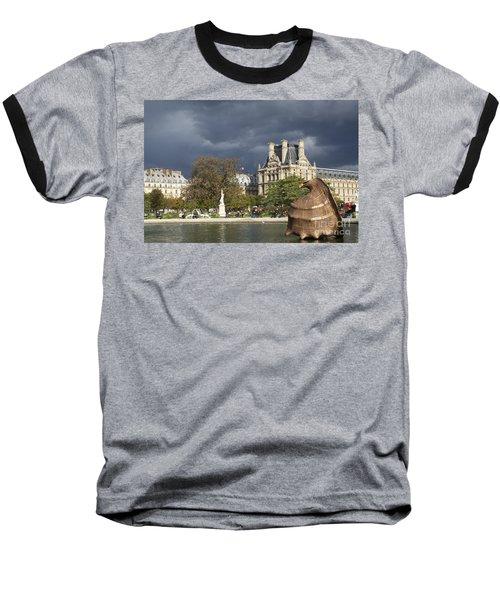 Coquillage Baseball T-Shirt