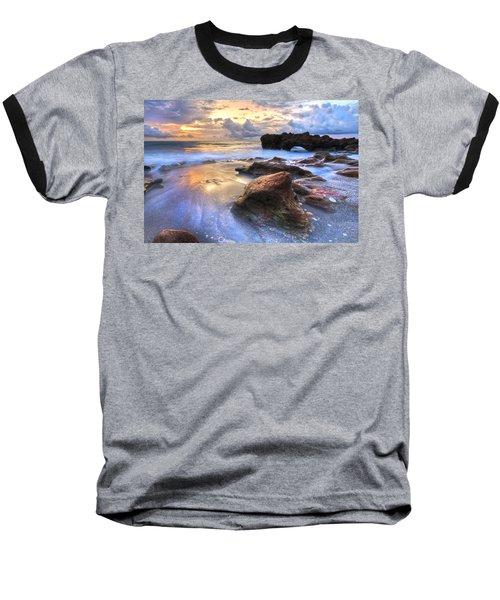 Coral Garden Baseball T-Shirt