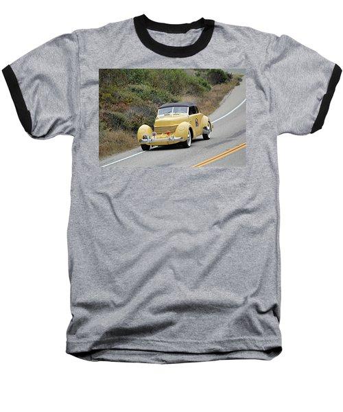 Cord 812 Phaeton On Tour Baseball T-Shirt