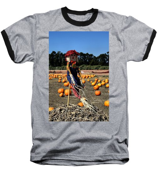 Baseball T-Shirt featuring the photograph Corn Mom by Michael Gordon