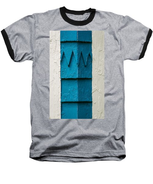 Corner Detail Baseball T-Shirt