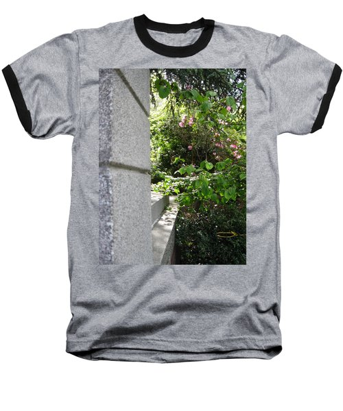 Corner Garden Baseball T-Shirt