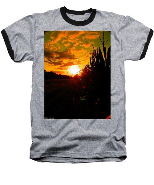 Cornset Baseball T-Shirt