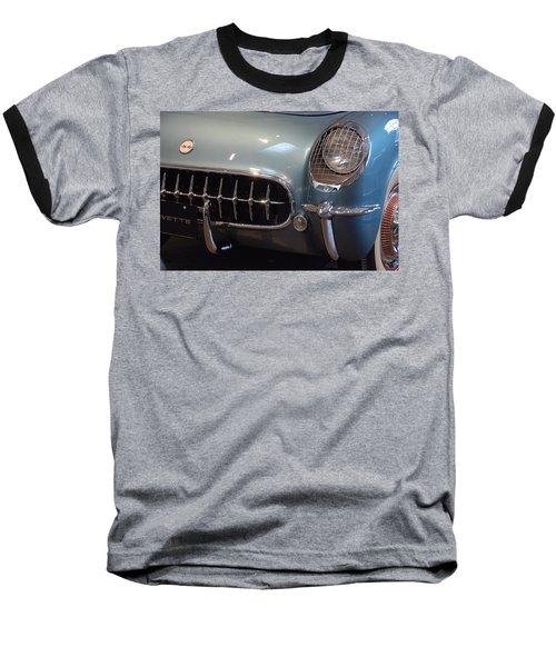 Corvette Roadster 1955 Baseball T-Shirt