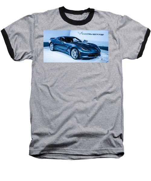 Corvette Stingray Baseball T-Shirt