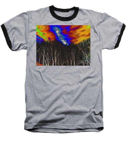 Cosmic Forces Baseball T-Shirt