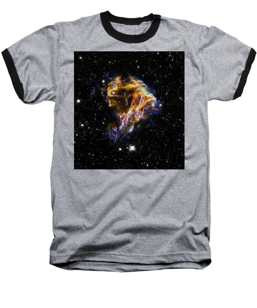 Cosmic Heart Baseball T-Shirt