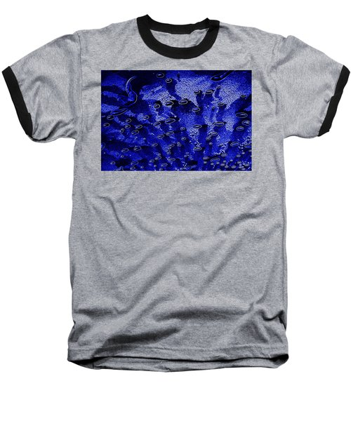 Cosmic Series 002 - Tiny Bubbles Baseball T-Shirt