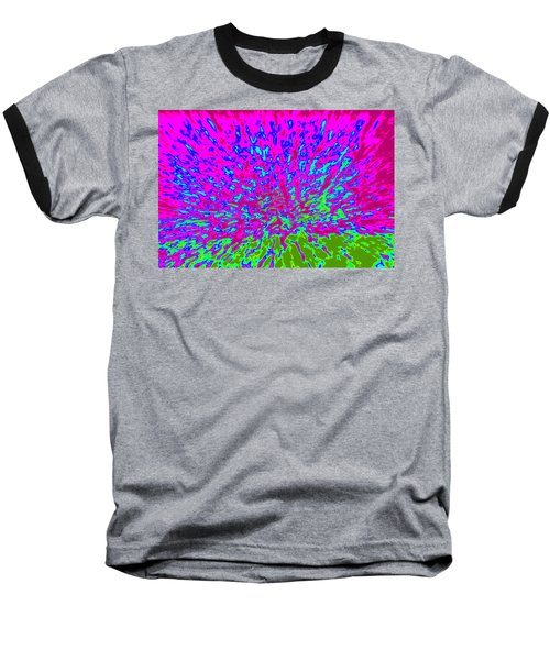 Cosmic Series 014 Baseball T-Shirt
