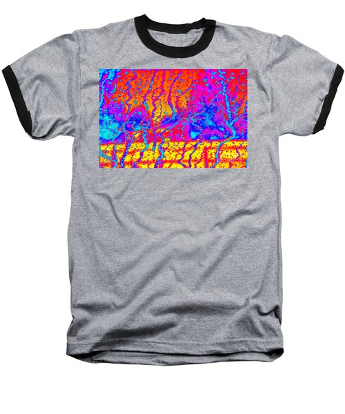 Cosmic Series 018 Baseball T-Shirt