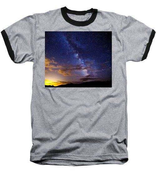 Cosmic Traveler  Baseball T-Shirt