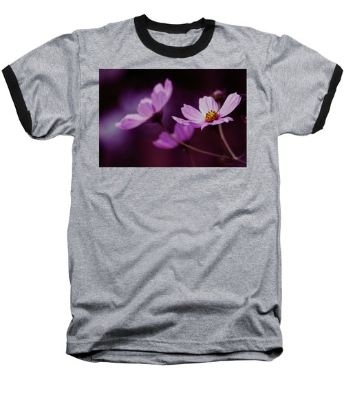 Baseball T-Shirt featuring the photograph Cosmo After Glow by Kay Novy