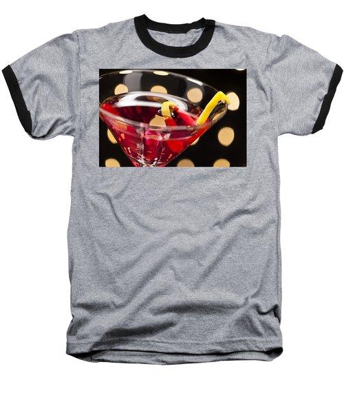 Cosmopolitan On The Dance Floor Baseball T-Shirt
