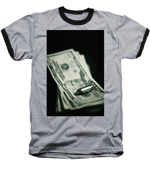 Cost Of One Bullet Baseball T-Shirt