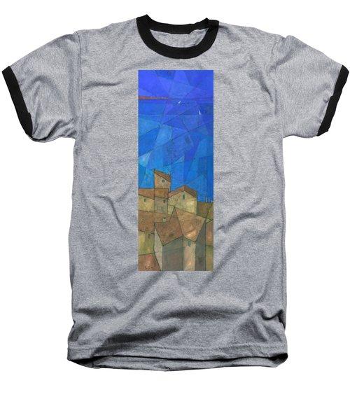 Cote D Azur II Baseball T-Shirt by Steve Mitchell