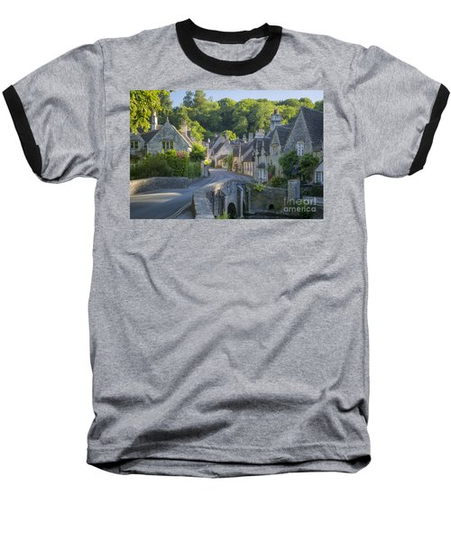 Cotswold Village Baseball T-Shirt