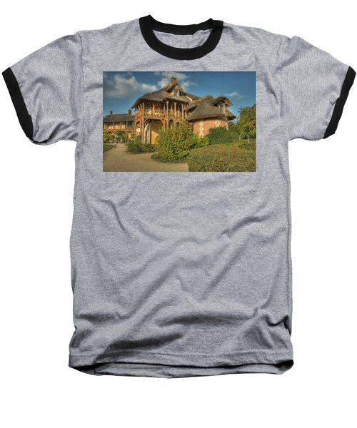 Cottage Versailles Baseball T-Shirt